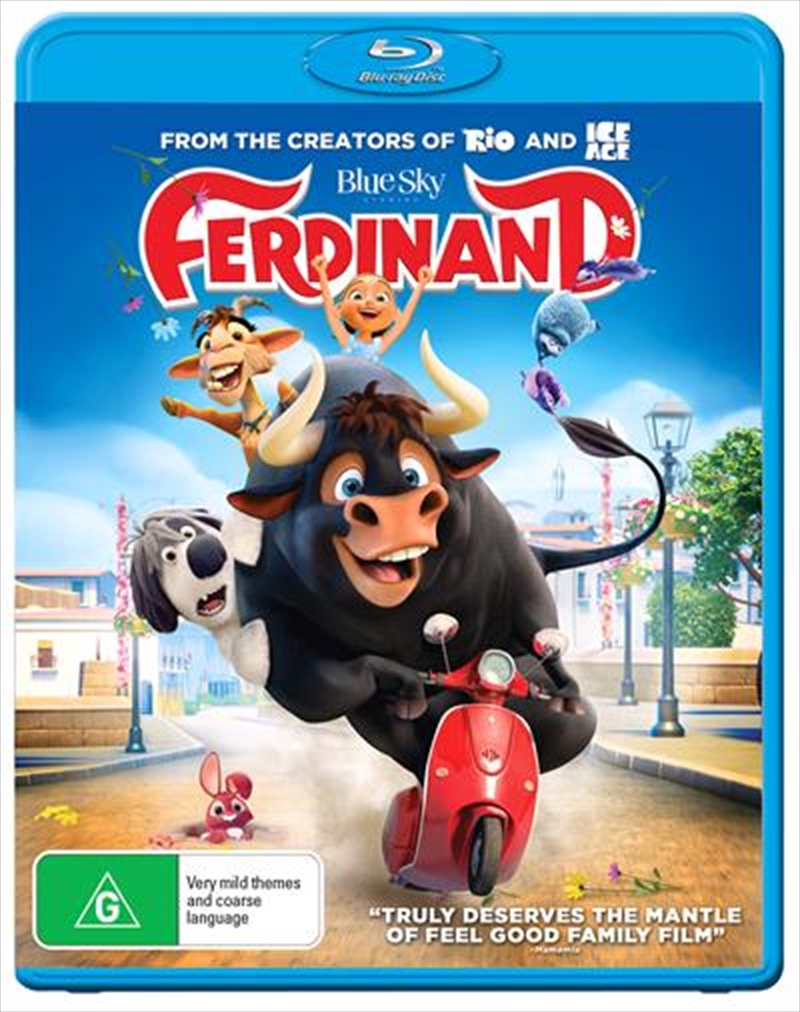 Ferdinand | Blu-ray