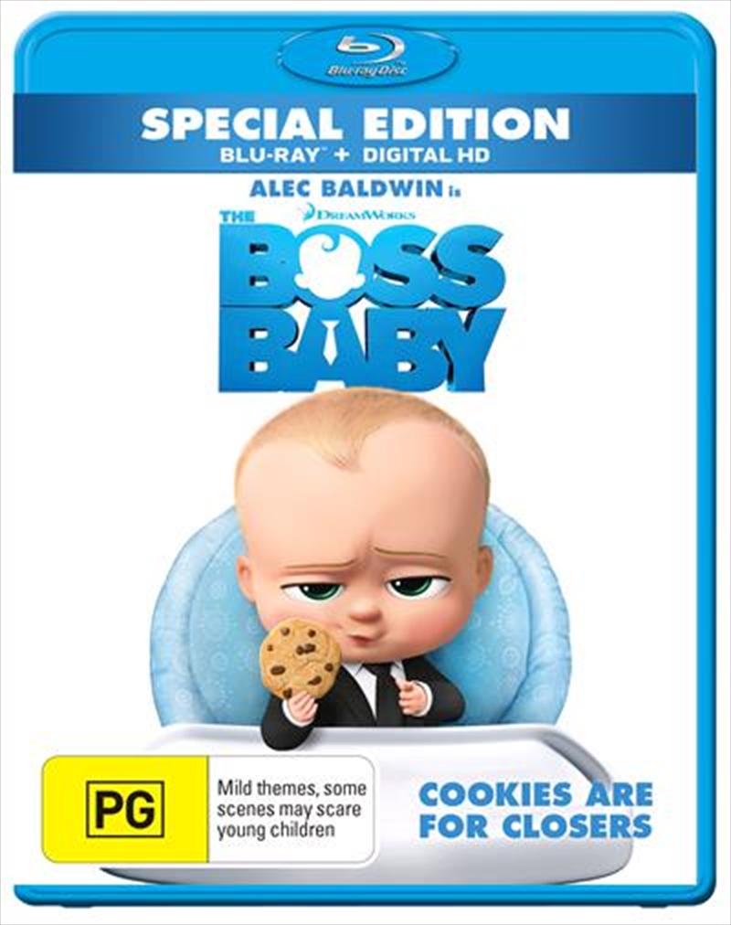 Boss Baby | Blu-ray