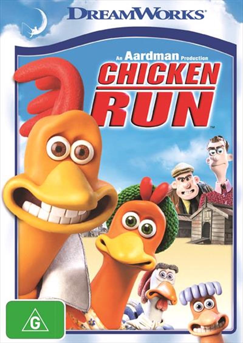 Chicken Run | DVD