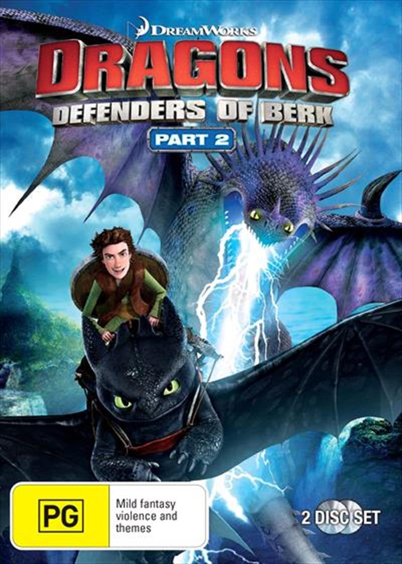 Dragons - Defenders Of Berk - Part 2 | DVD
