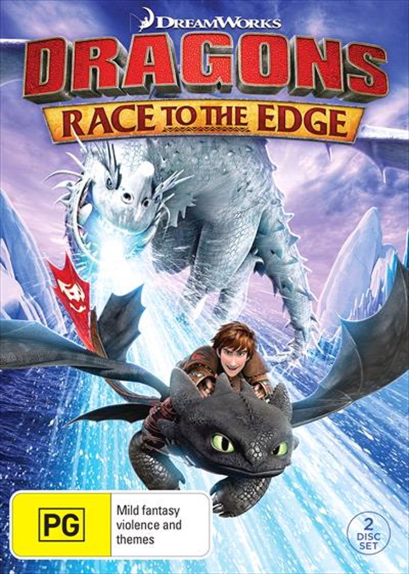 Dragons - Race To The Edge | DVD