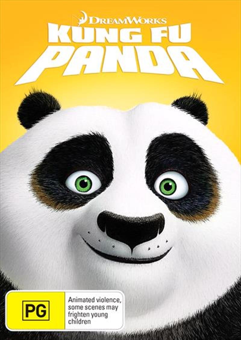 Kung Fu Panda | DVD