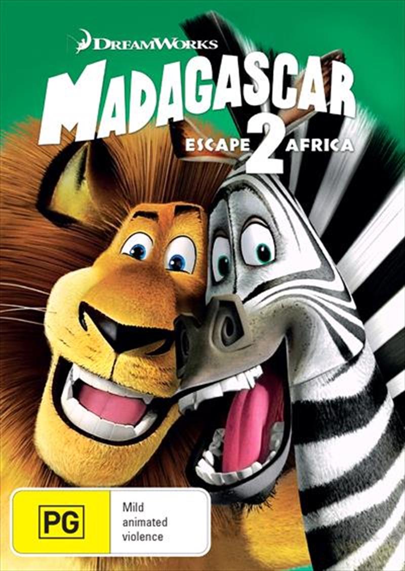 Madagascar- Escape 2 Africa | DVD