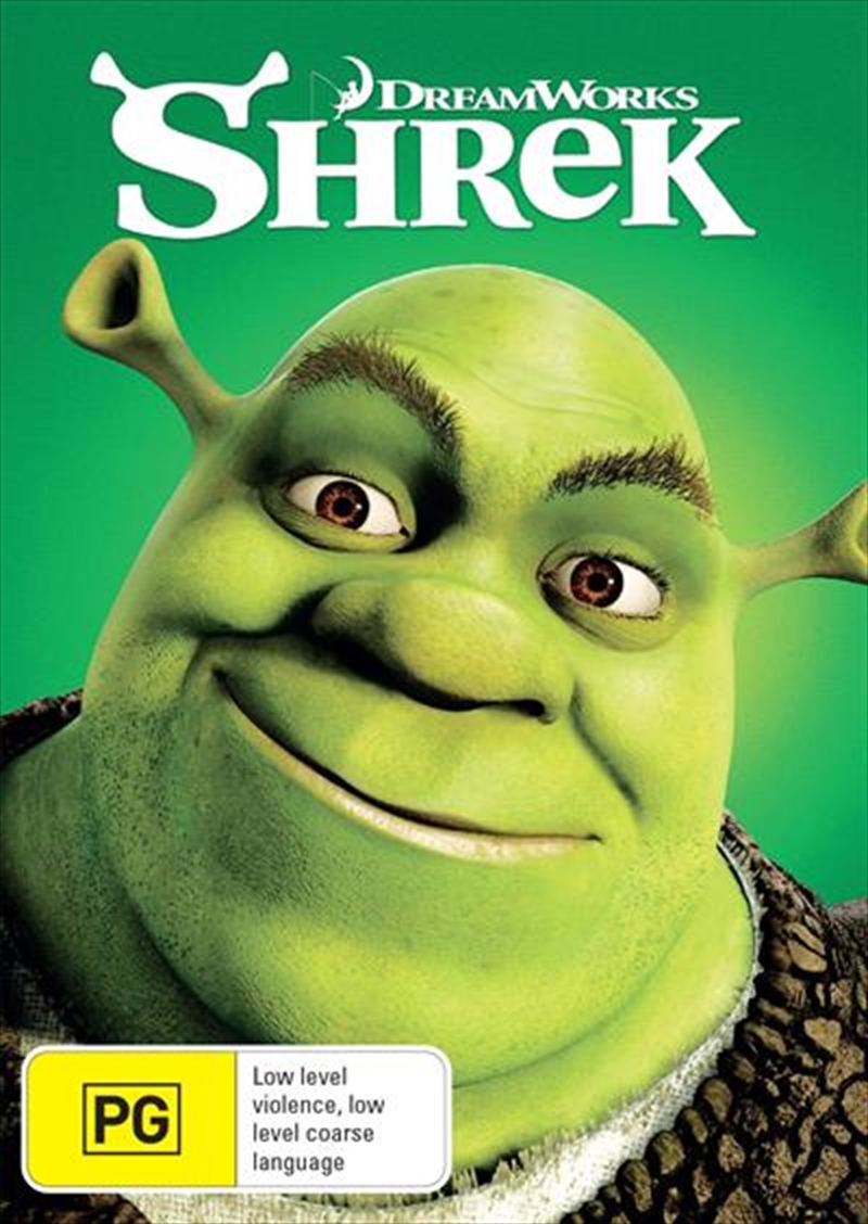 Shrek | DVD