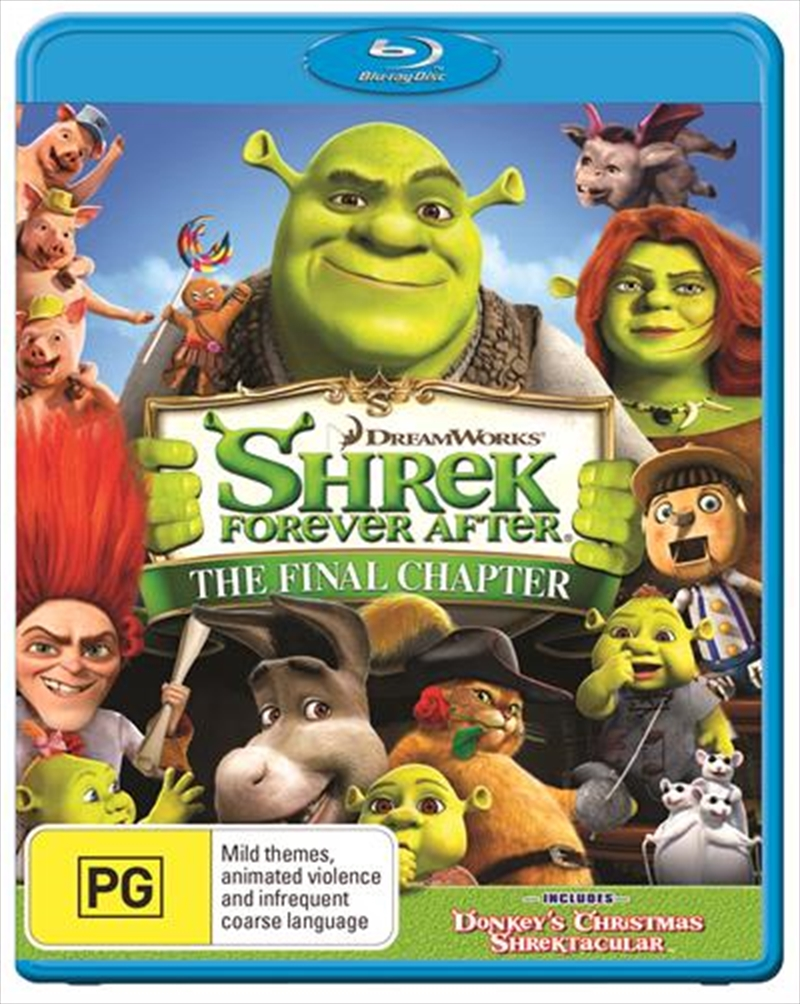 Shrek Forever After | Blu-ray