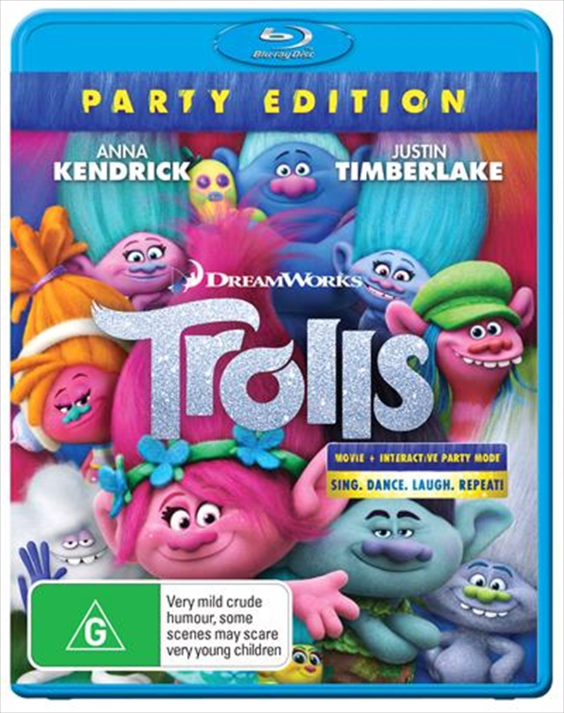Trolls | Blu-ray
