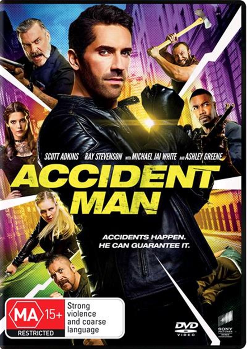 Accident Man | DVD