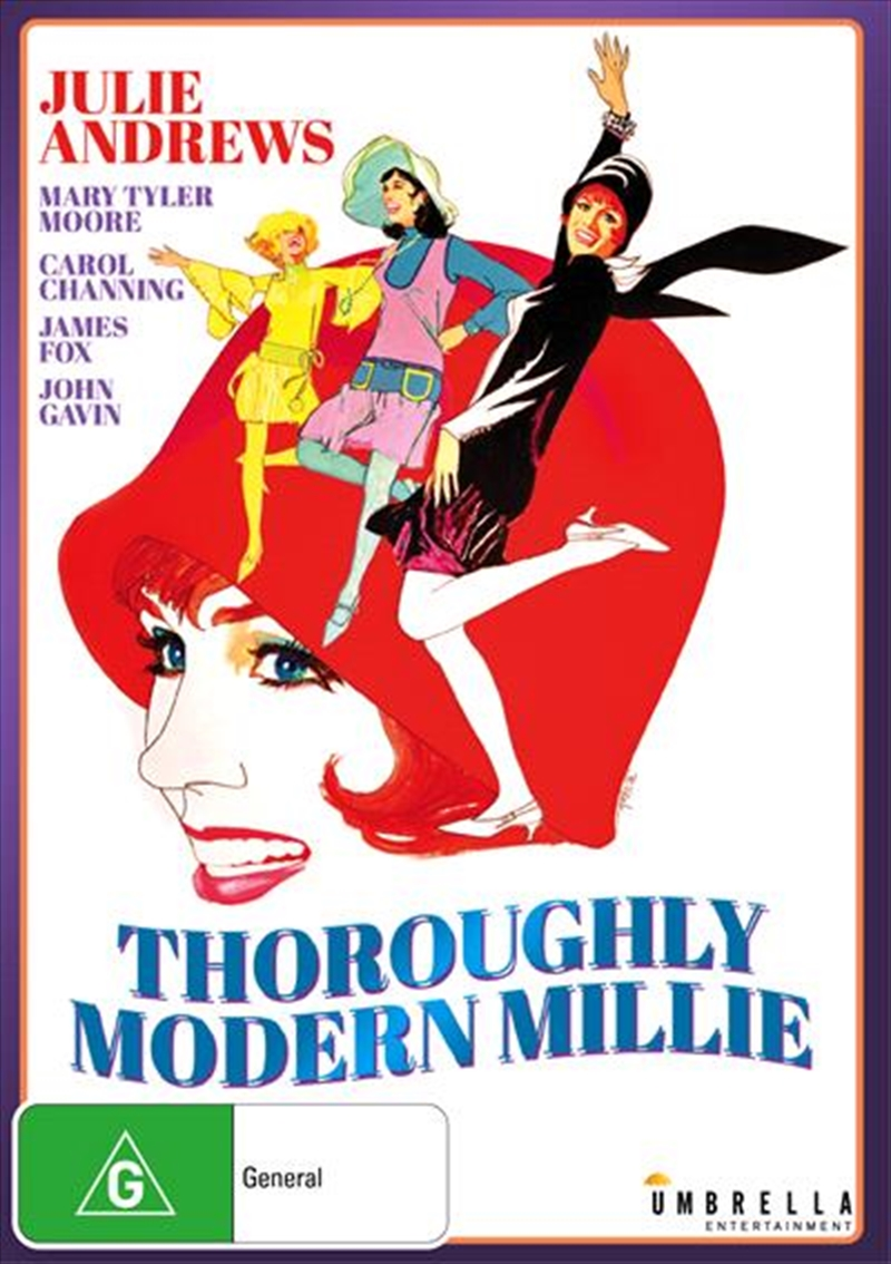 Thoroughly Modern Millie | DVD