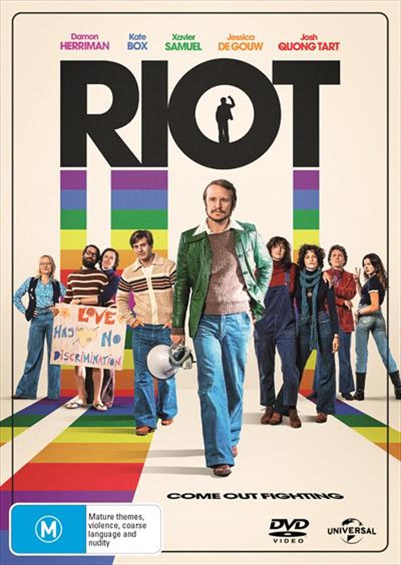 Riot | DVD