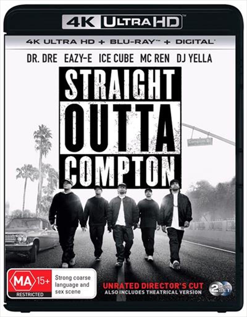 Straight Outta Compton | UHD