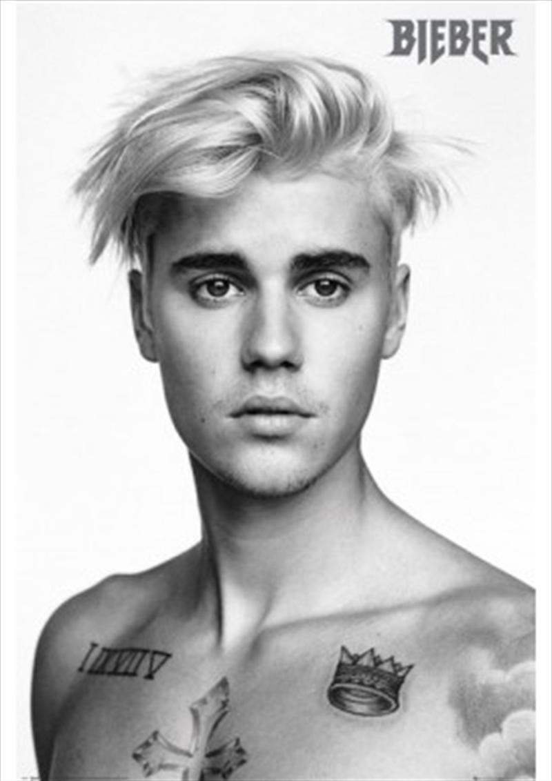 Justin Bieber Pin Up   Merchandise