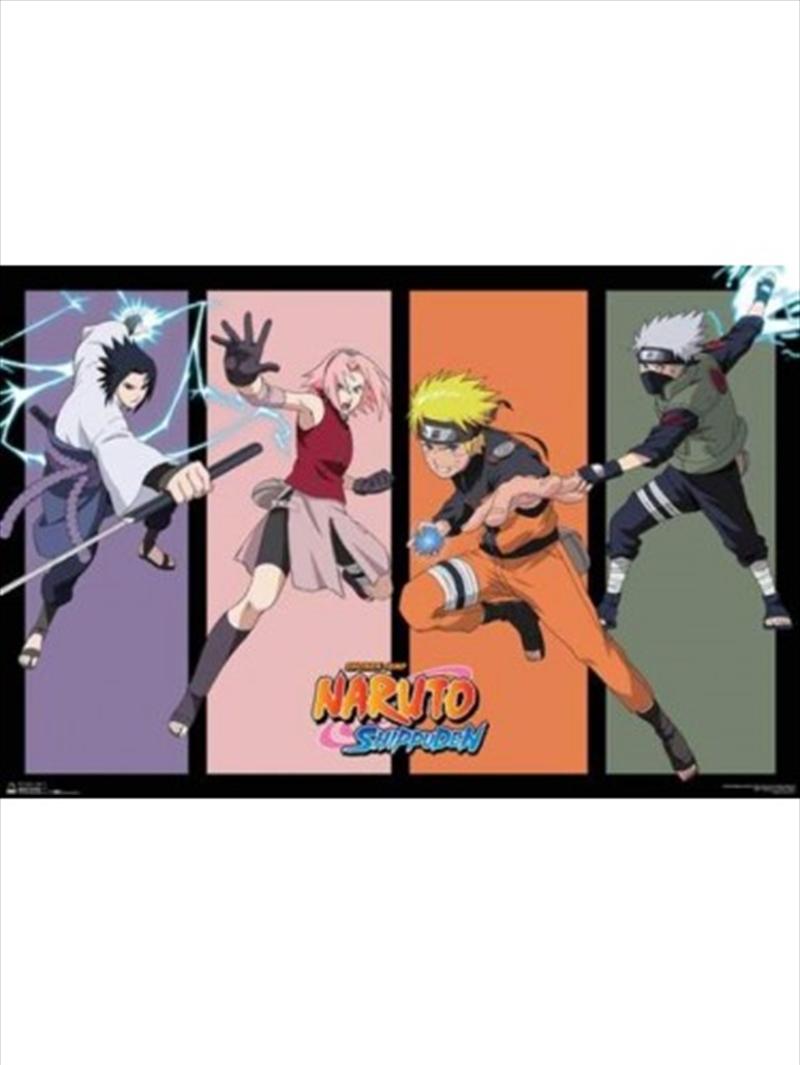 Naruto Team 7 II | Merchandise