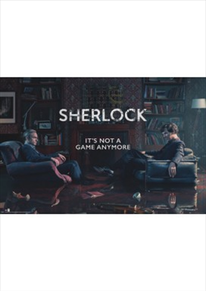 Sherlock Rising Tide | Merchandise