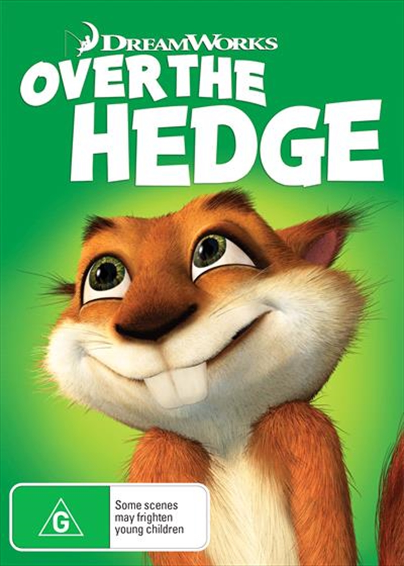 Over the Hedge | DVD