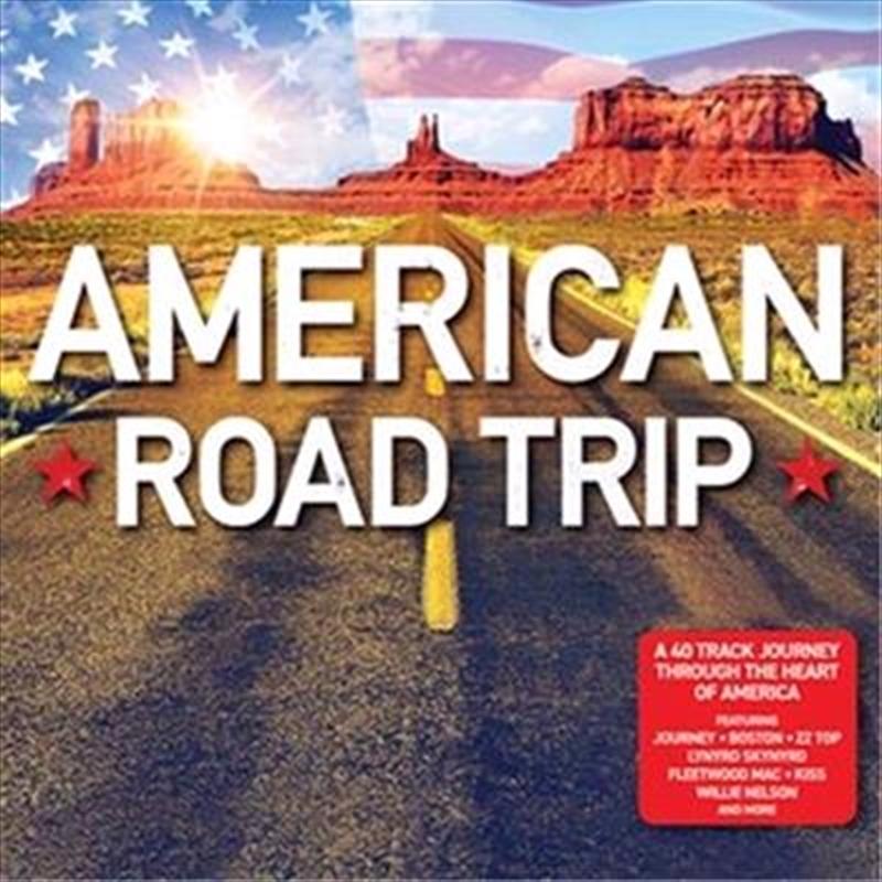 American Road Trip | CD
