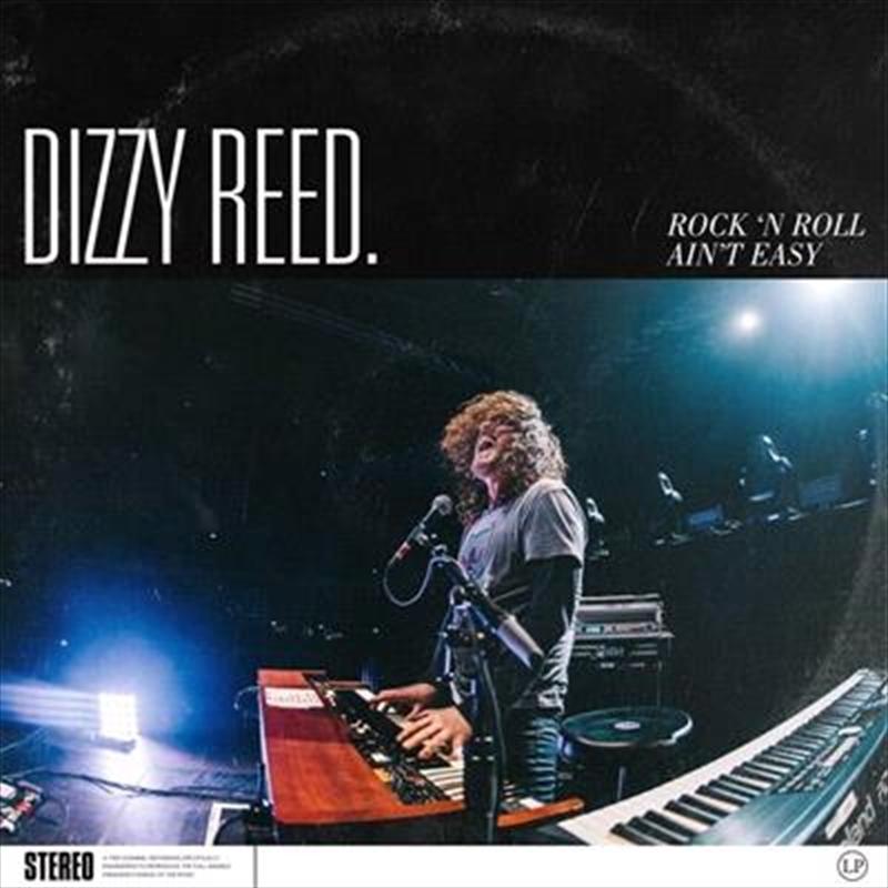 Rock 'n Roll Ain't Easy | CD