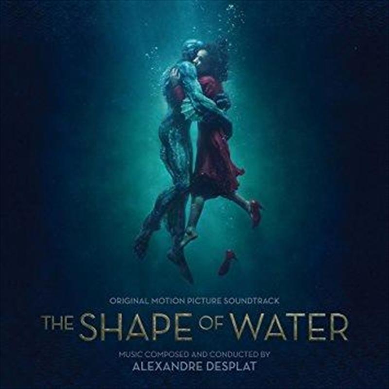 Shape Of Water | CD