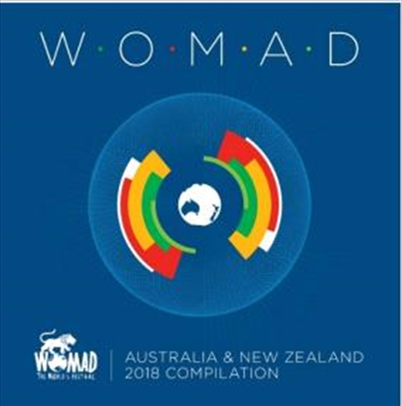 Womad | CD