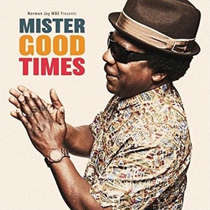 Mister Good Times   CD