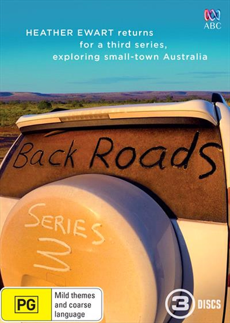 Back Roads - Season 3 | DVD