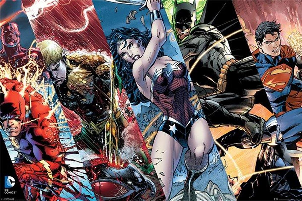 Justice League Heroes | Merchandise