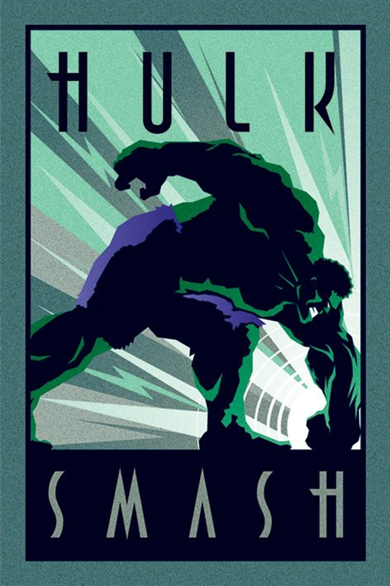 Hulk - Retro | Merchandise