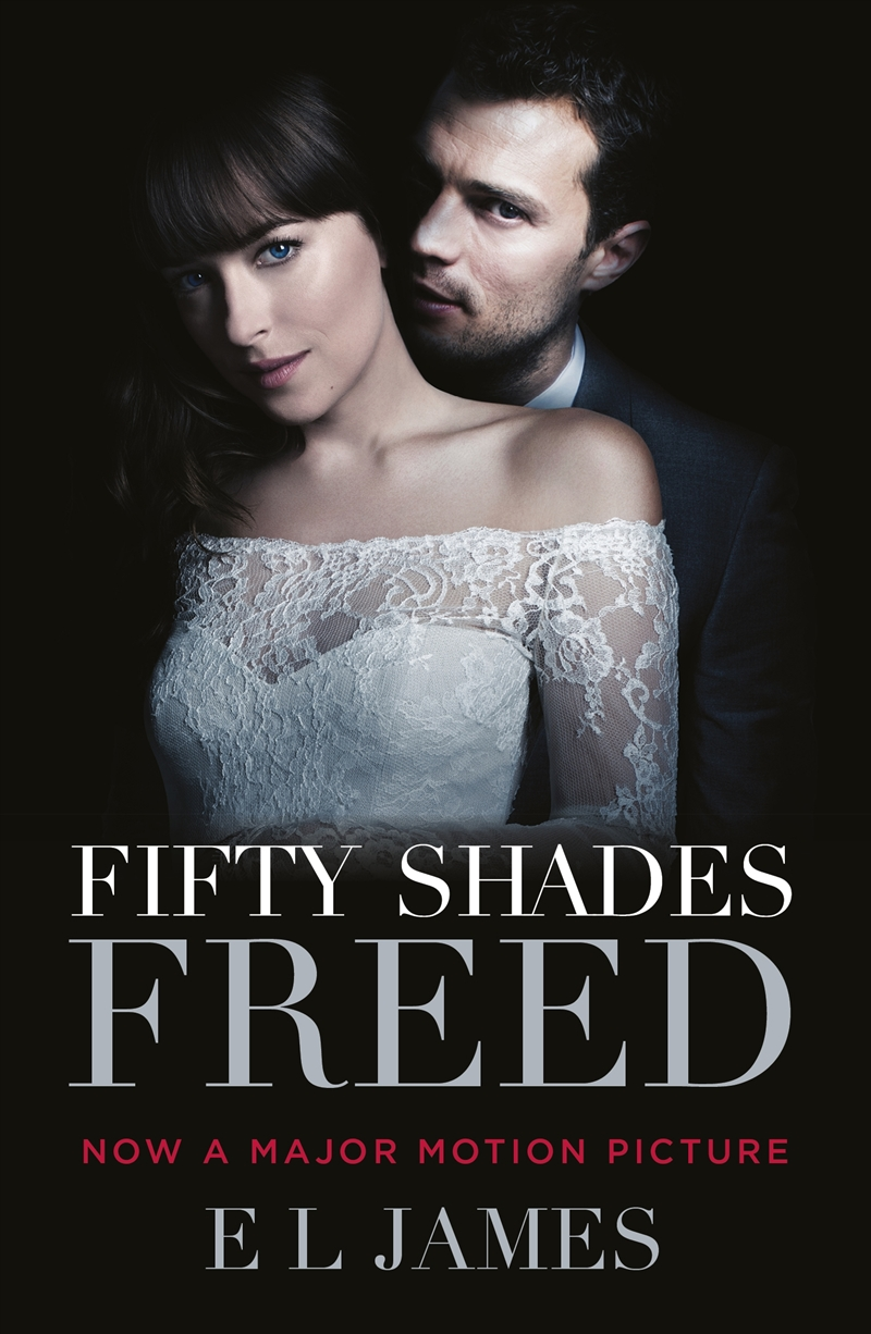 Fifty Shades Freed   Paperback Book