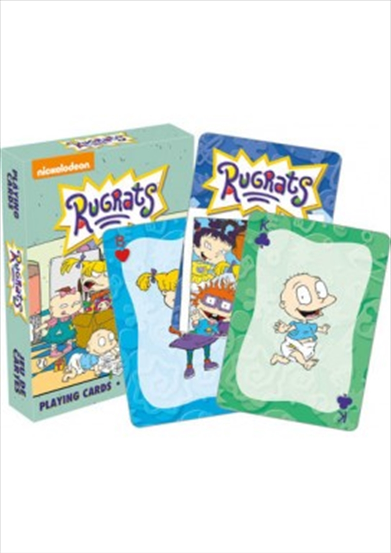 Nickelodeon - Rugrats Playing Cards | Merchandise