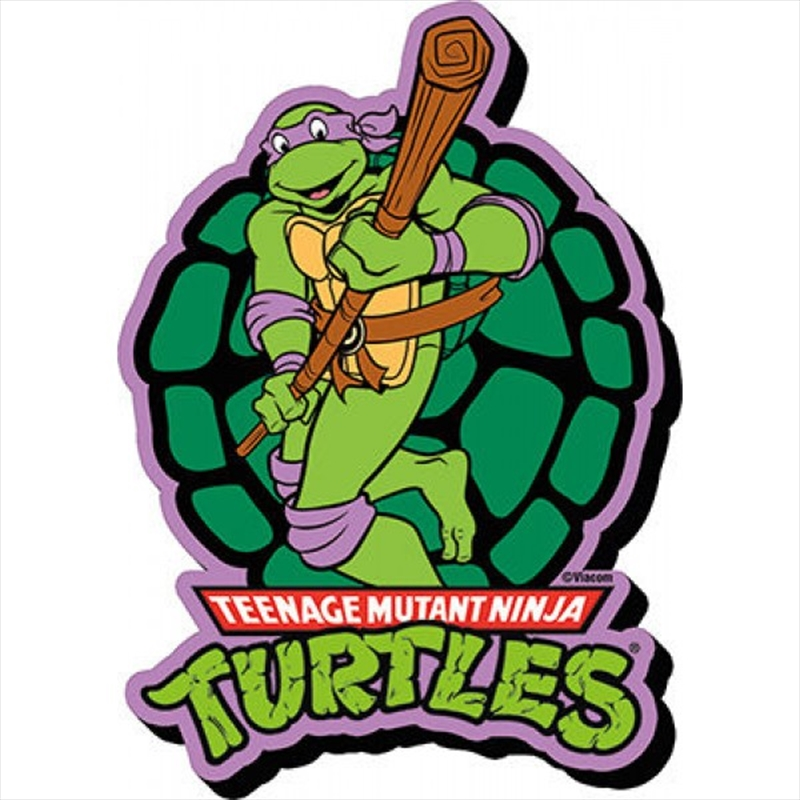 Teenage Mutant Ninja Turtles Donatello Magnet | Merchandise