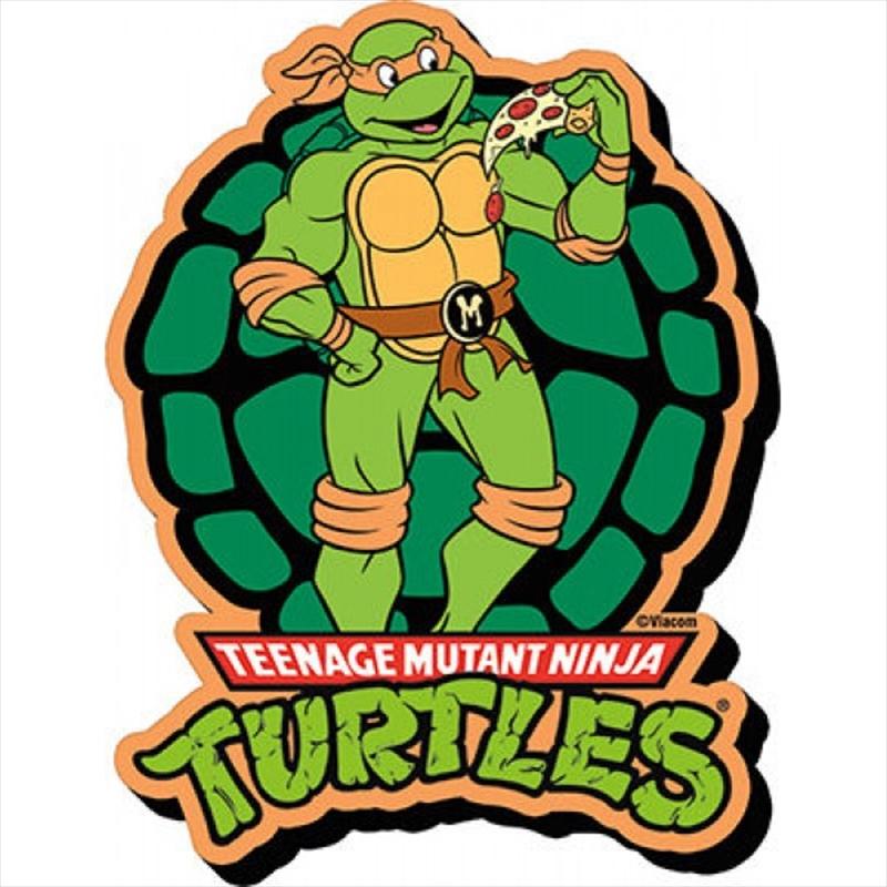 Teenage Mutant Ninja Turtles Michelangelo Magnet | Merchandise