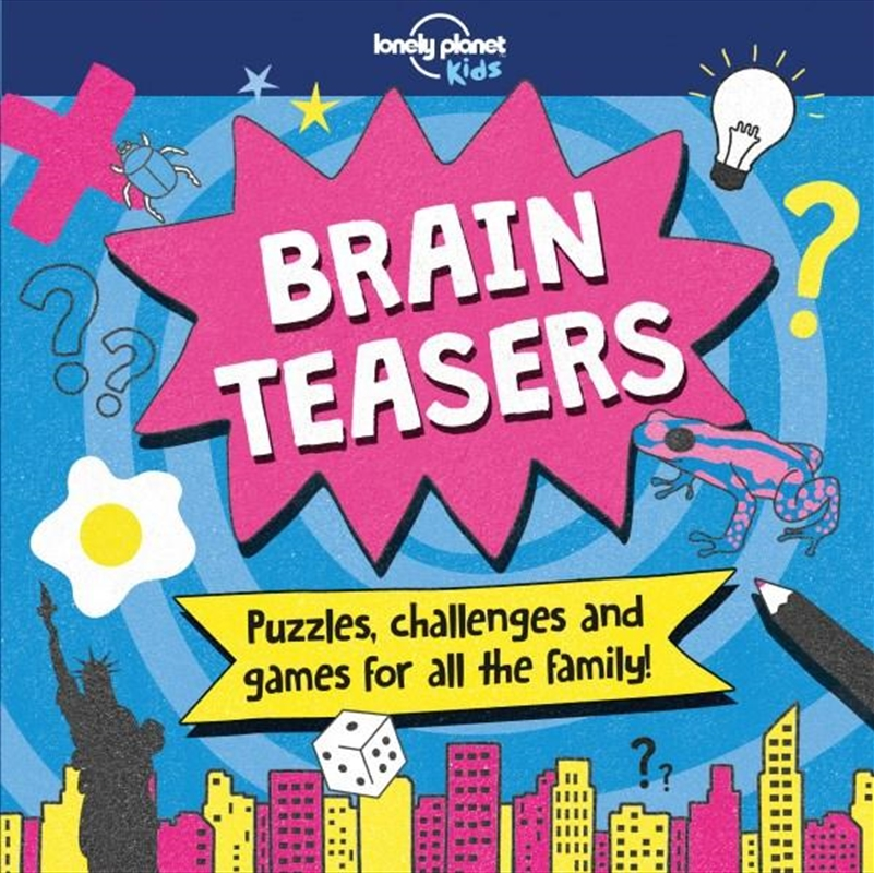 Brain Teasers | Paperback Book