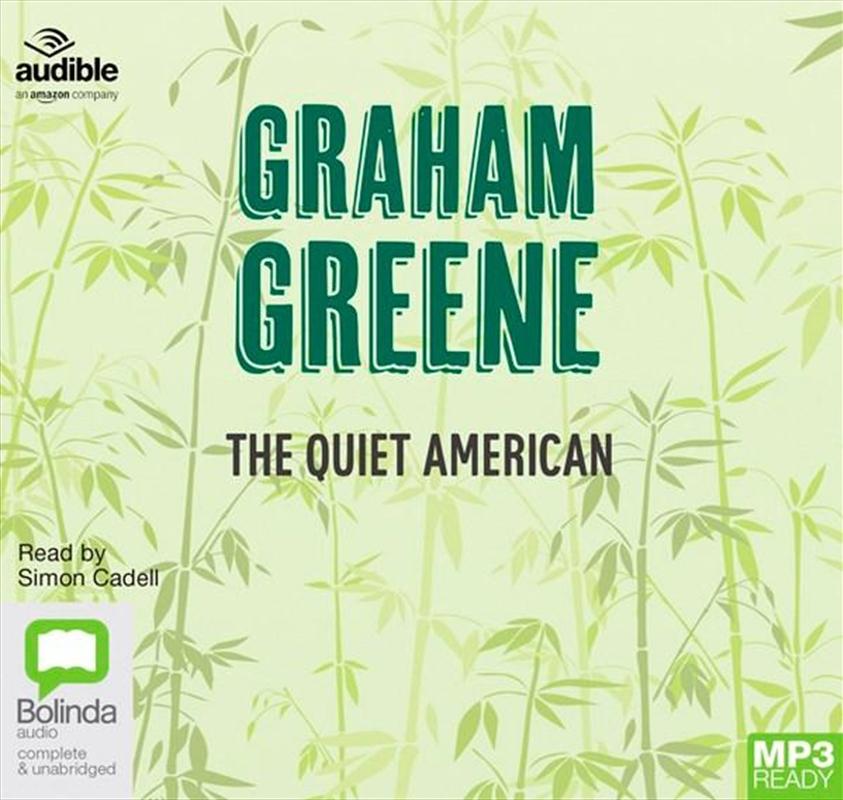 Quiet American | Audio Book