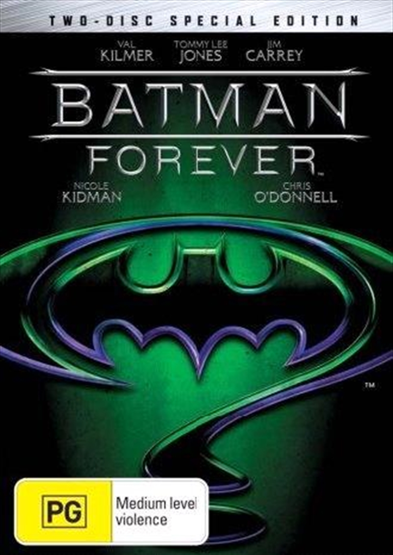 Batman Forever : Special Edition | DVD