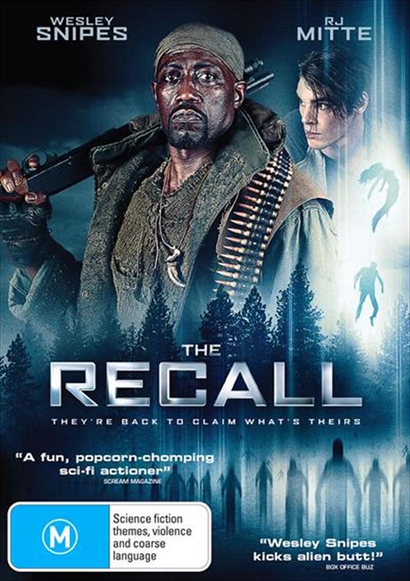 Recall, The | DVD