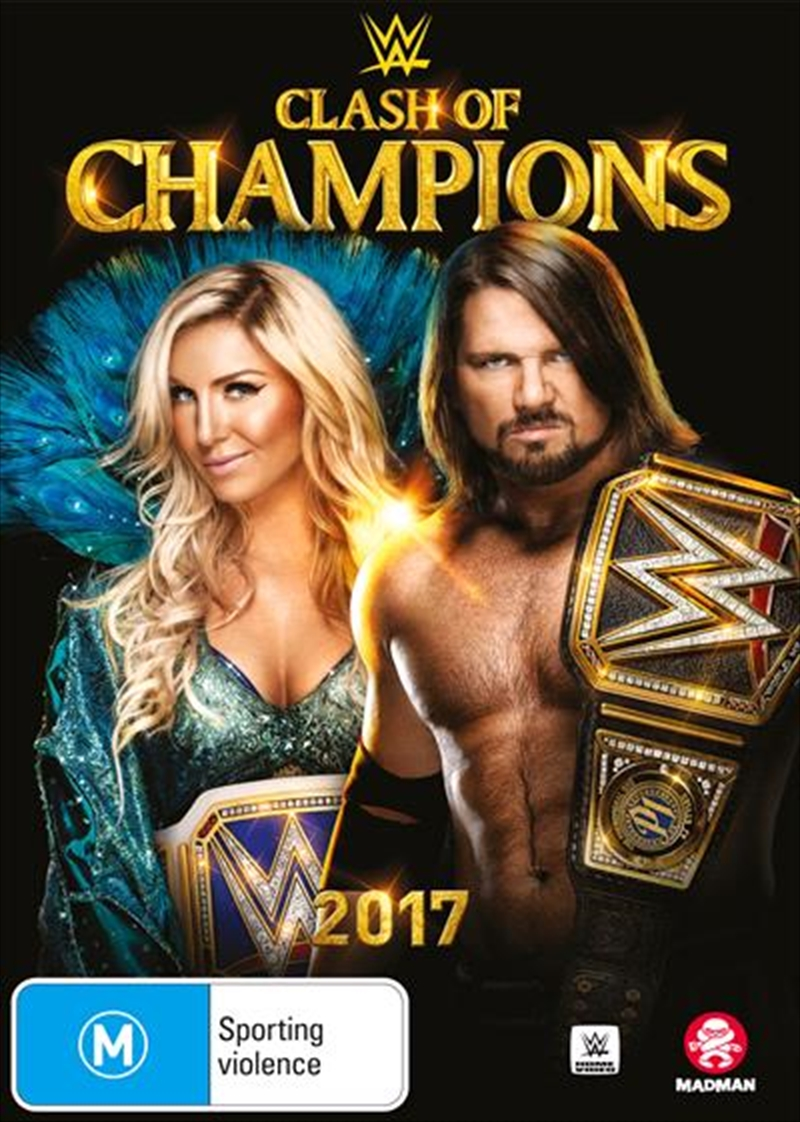 WWE - WCW - Clash Of The Champions 2017 | DVD