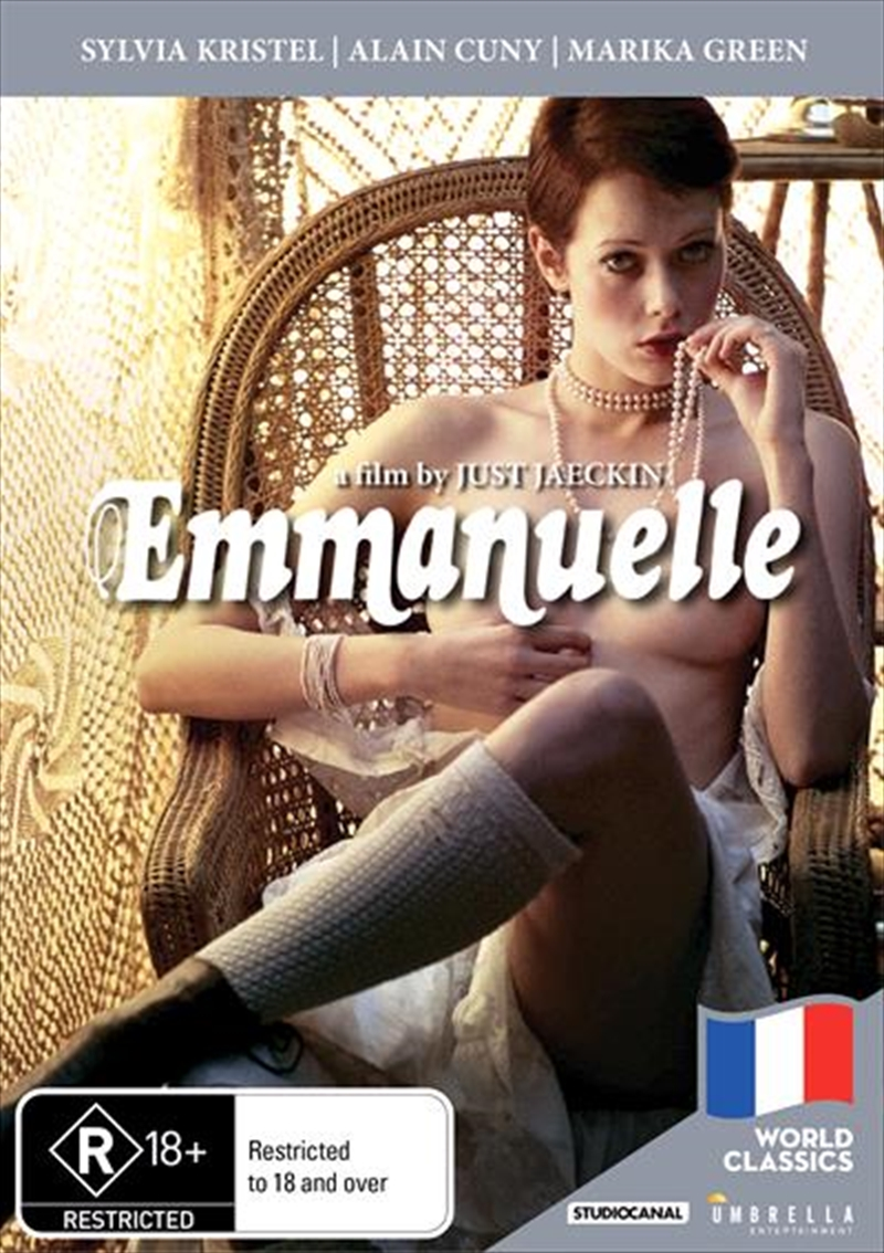 Emmanuelle World Classics Collection | DVD