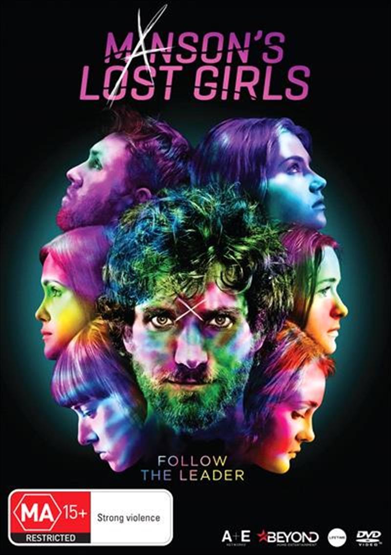 Manson's Lost Girls | DVD