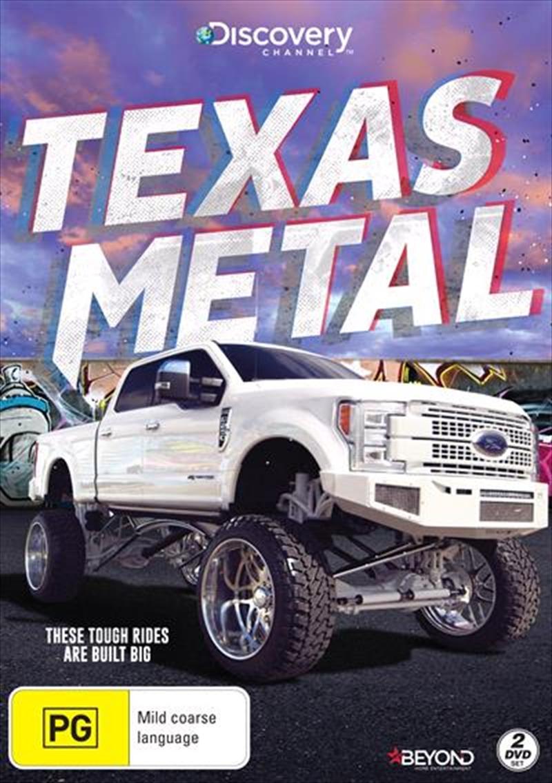 Texas Metal | DVD