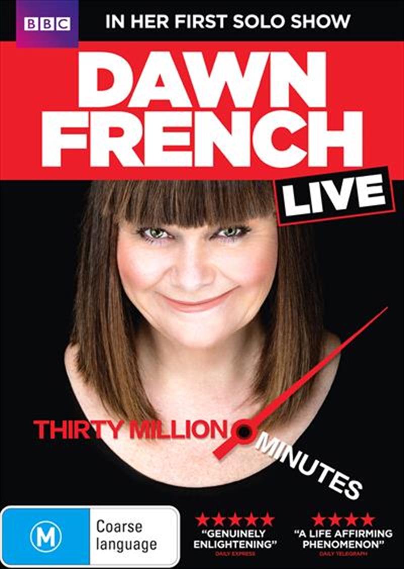 Dawn French - Thirty Million Minutes | DVD