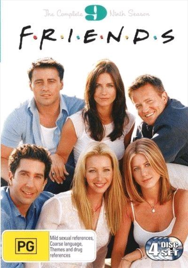 Friends - Season 9 | DVD