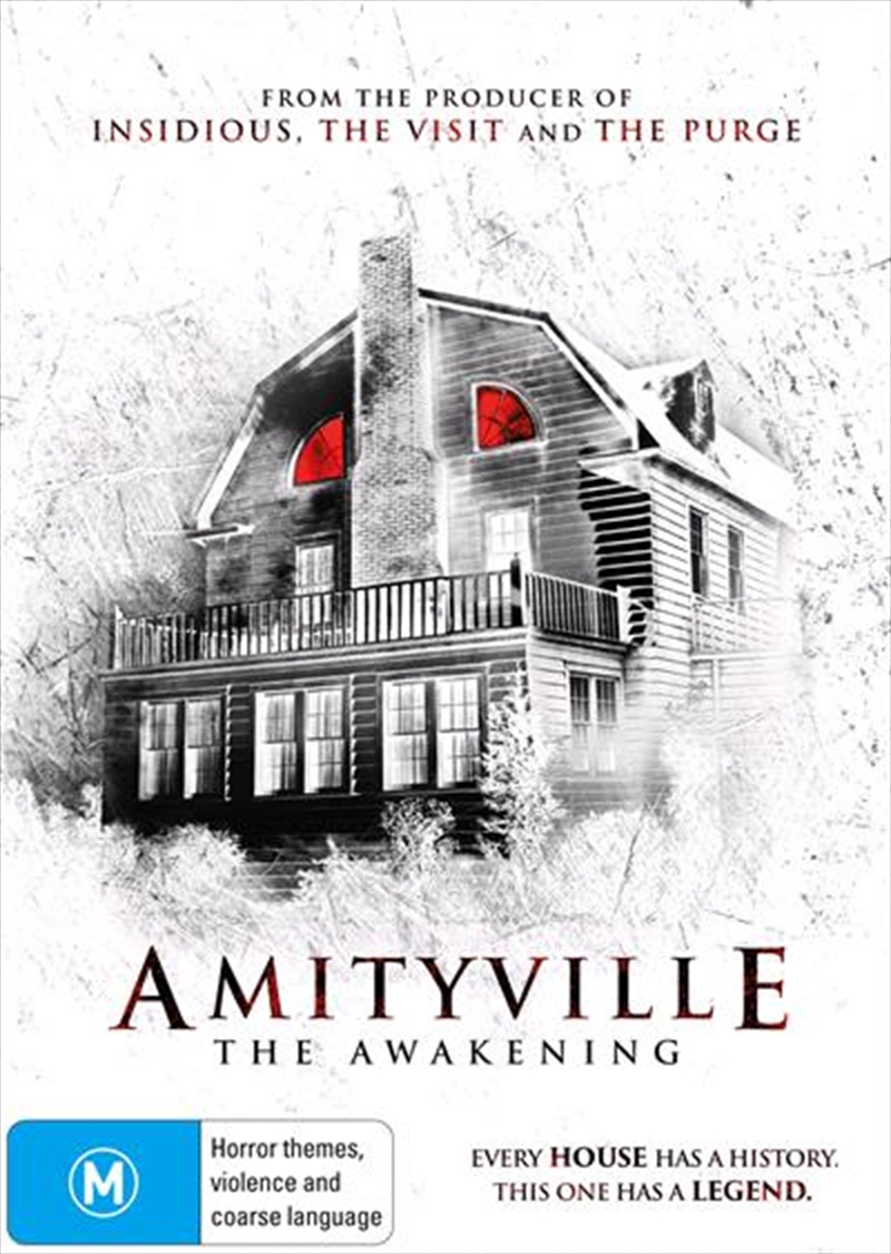 Amityville - The Awakening | DVD