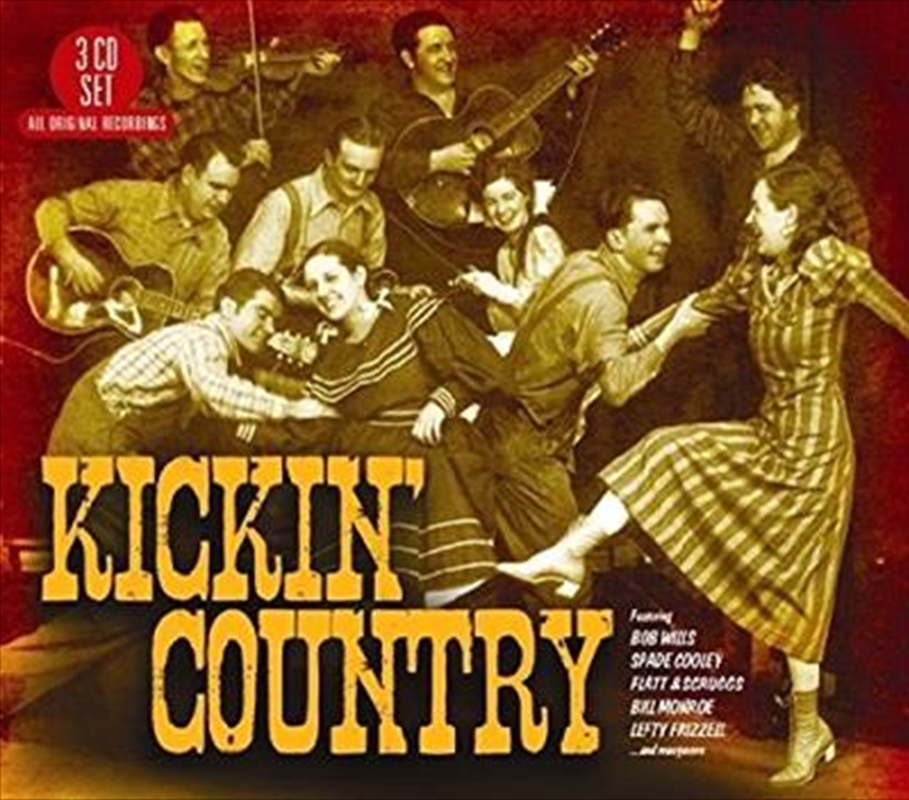 Kickin Country | CD