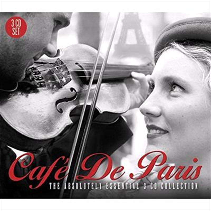 Cafe De Paris- The Absolutely Essential 3 Cd Collection | CD