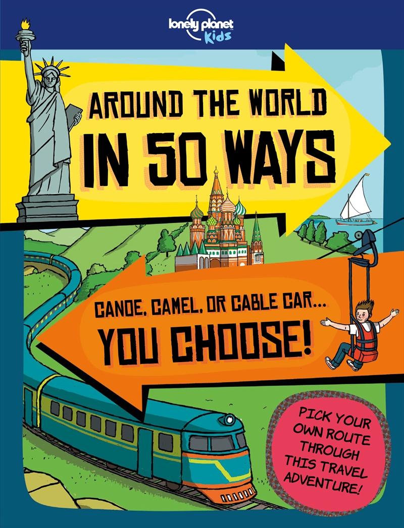 Around the World in 50 Ways | Paperback Book