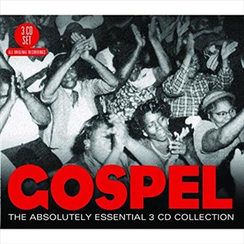 Gospel- The Absolutely Essential 3cd Collection | CD
