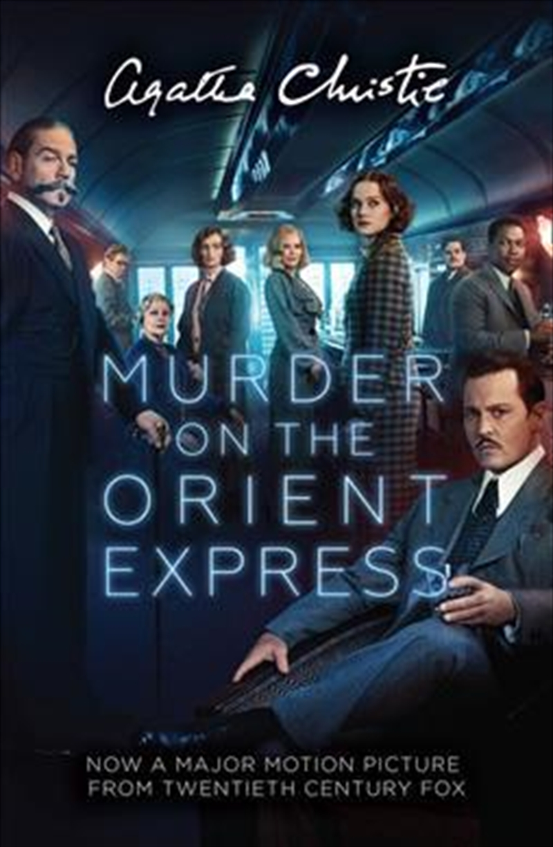 Murder On The Orient Express | Paperback Book