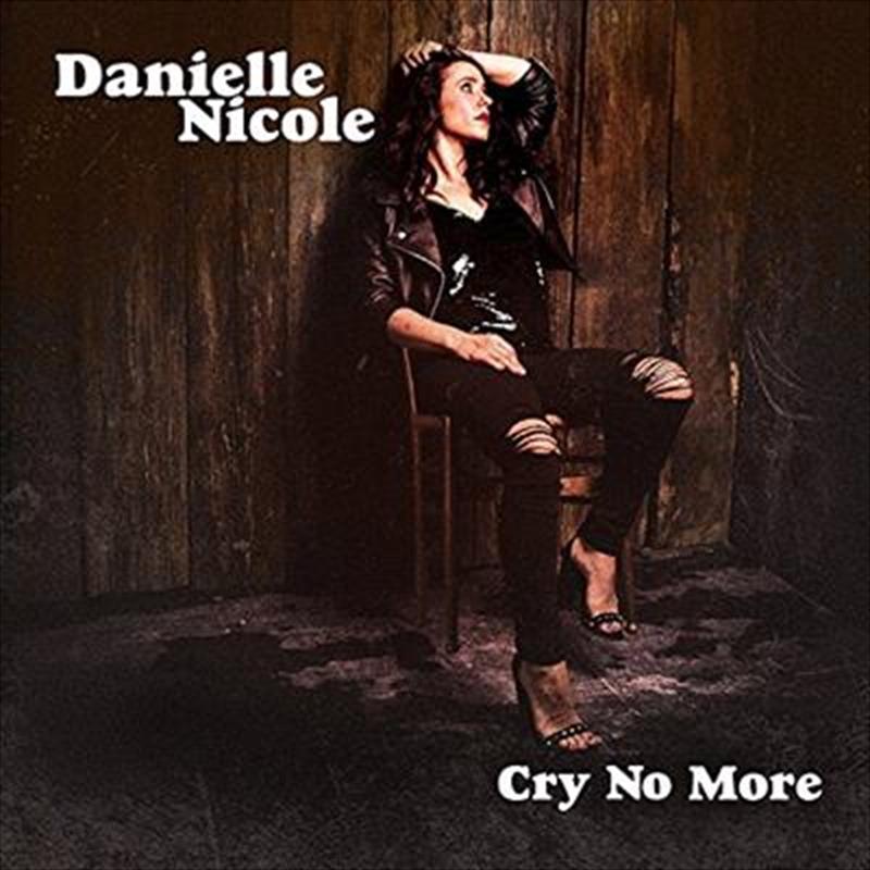 Cry No More | CD