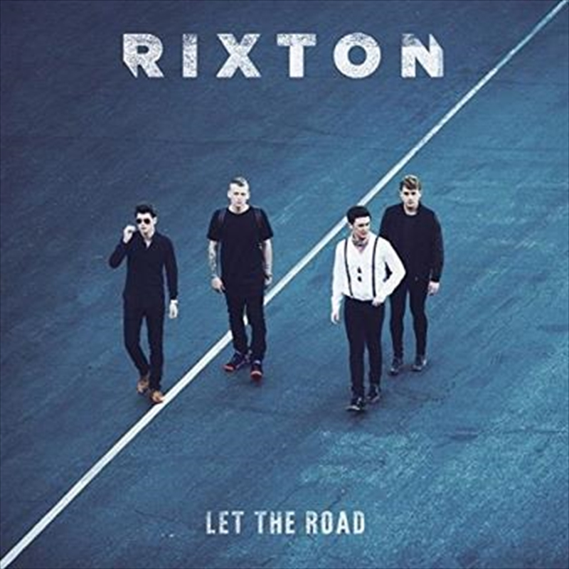 Let The Road | CD