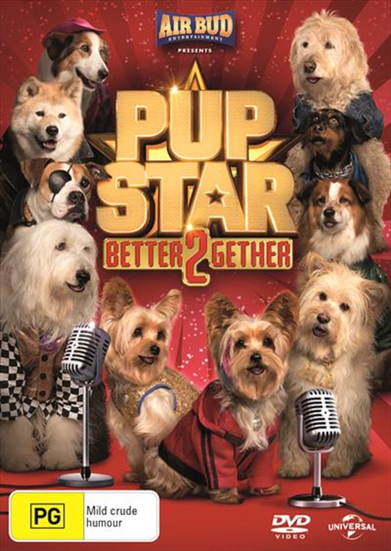 Pup Star - Better 2gether | DVD
