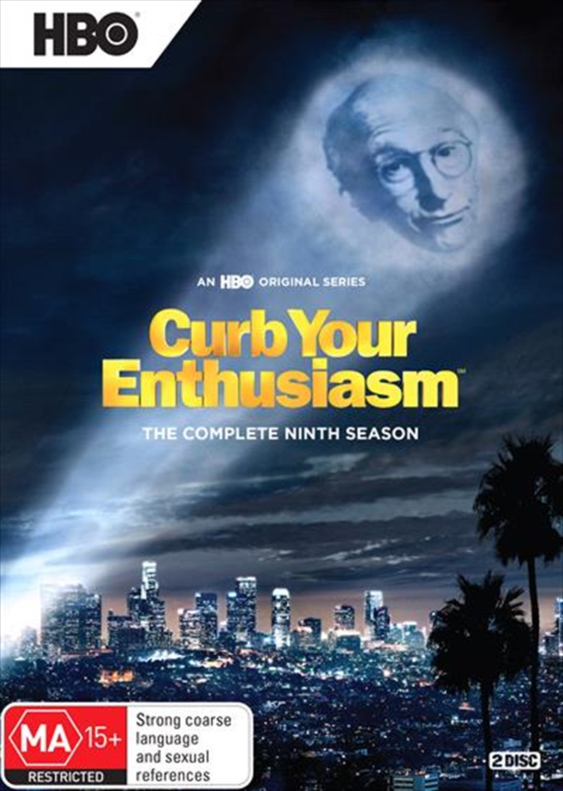 Curb Your Enthusiasm - Season 9 | DVD